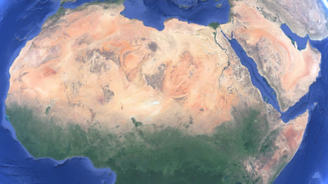 Sahara desert is 10 percent bigger than 100 years ago