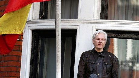 WikiLeaks co-founder Julian Assange. ©Neil Hall