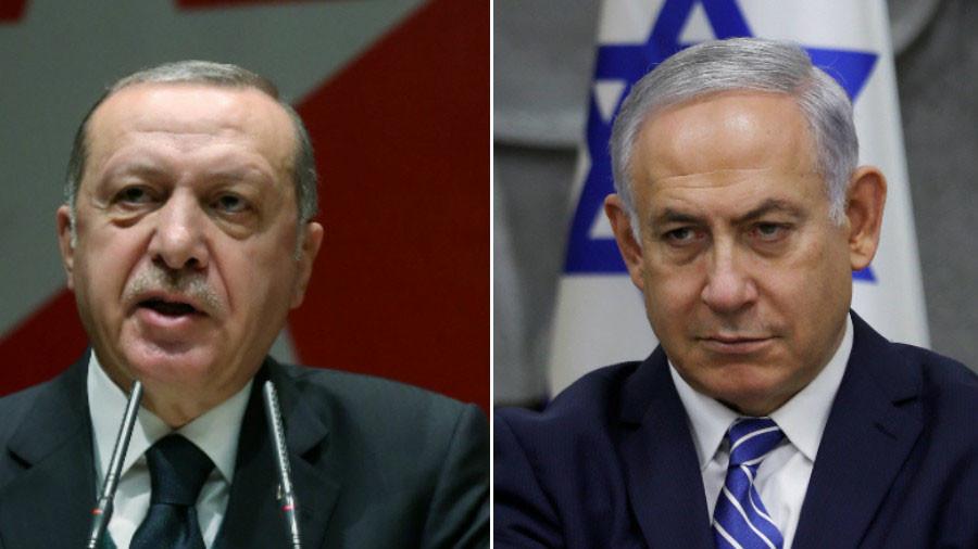 Erdogan calls Netanyahu a 'terrorist' in wake of Gaza deaths