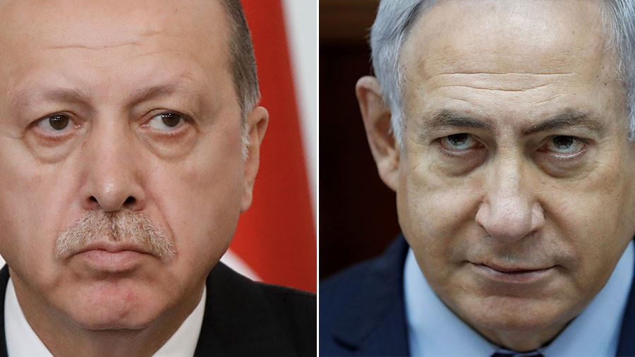 Alien vs Predator: Erdogan & Netanyahu vying for Mideast dominance – Blumenthal