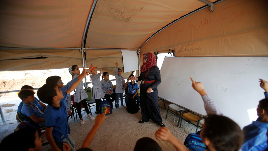 UK funding 33,000 teachers promoting jihad & martyrdom in Palestine schools, minister admits