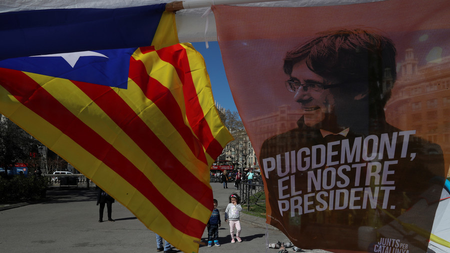'I'm not a criminal': Catalonia's independence leader Puigdemont breaks prison silence
