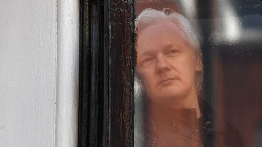 Mueller Looks Into Alleged Stone-Assange Contact