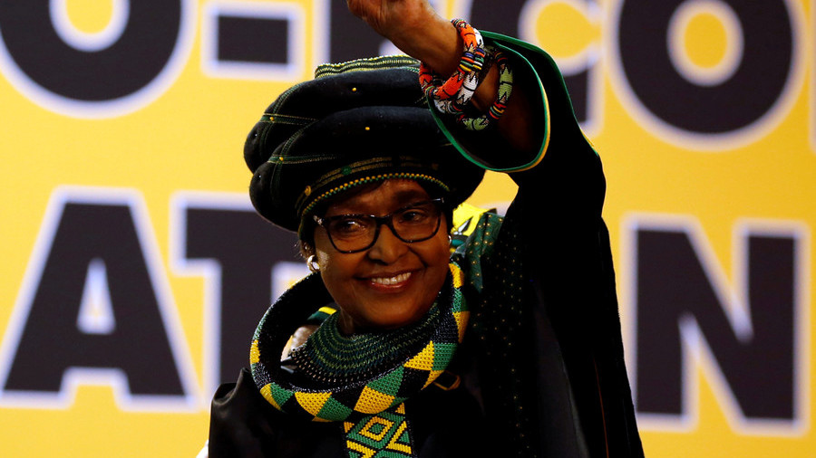 Tributes paid to Winnie Mandela, controversial 'mother' of South Africa