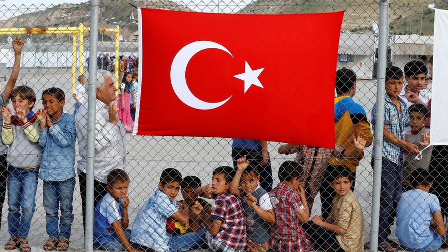 'The EU must be grateful': Turkish PM says Ankara serves as bulwark against terrorism