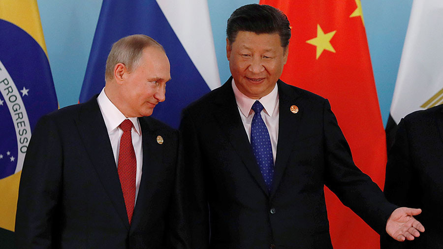Western pressure brings Russia & China closer