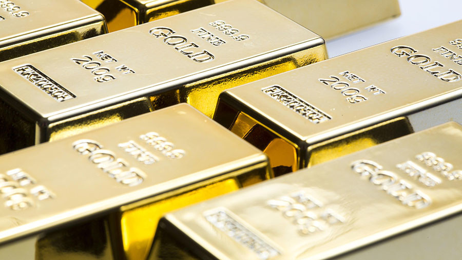 Russia aims to boost gold reserves, increase sales to India & China