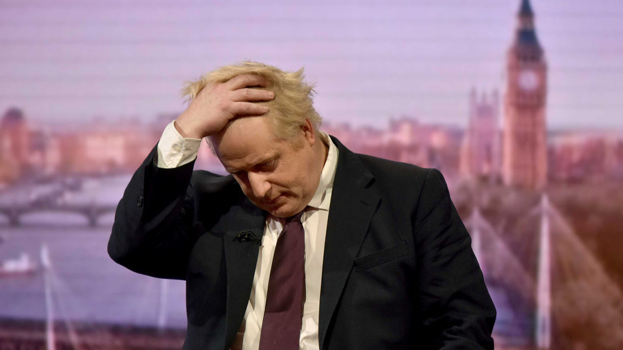 'Egg on his face': Labour rebukes Boris Johnson for 'misleading public' on Novichok source