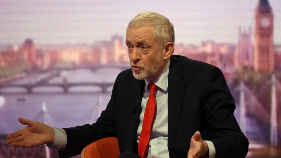 BBC blasted for bias over Corbyn Russian doll footage… again