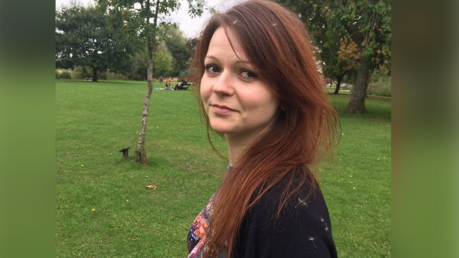 Yulia Skripal describes 'disorientating' episode in first public statement