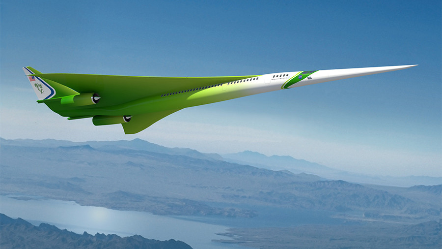 Supersonic passenger flights may return, but without the boom