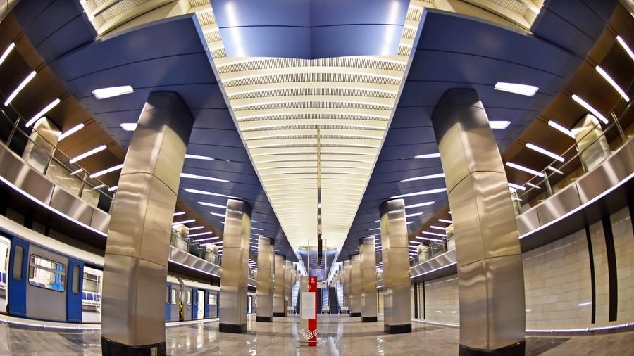 New Moscow Metro: Can modern chrome trump legendary Soviet marble? (PHOTOS)
