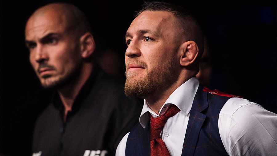 McGregor arrested, charged with assault & criminal mischief over UFC 223 bus frenzy