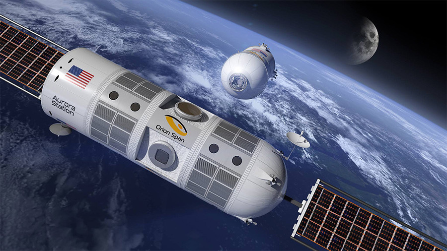 First luxury hotel in space to welcome guests in 2022
