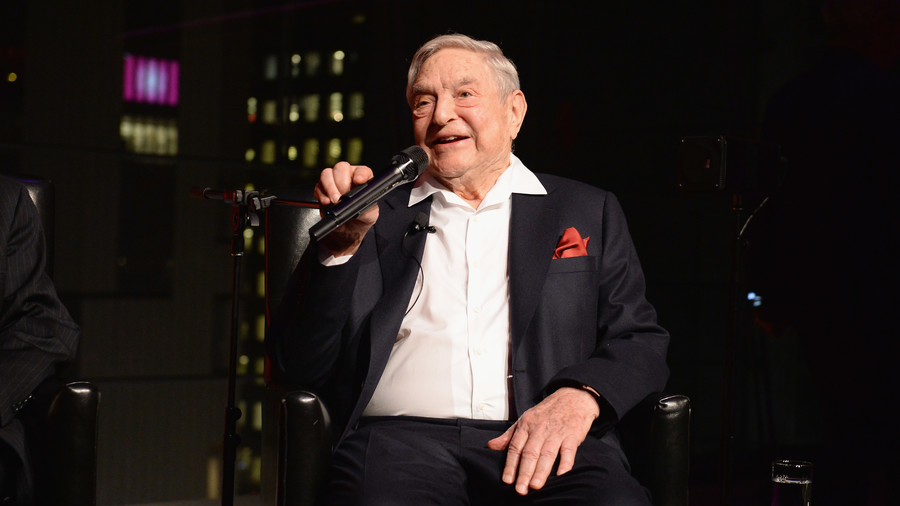 Nest egg' for Soros? Billionaire to invest in crypto after unexpected climbdown