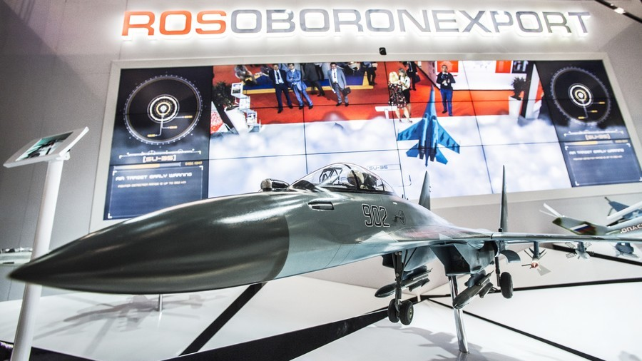 'Unfair competition': US sanctions really serve military industrial complex – Russian tech giant