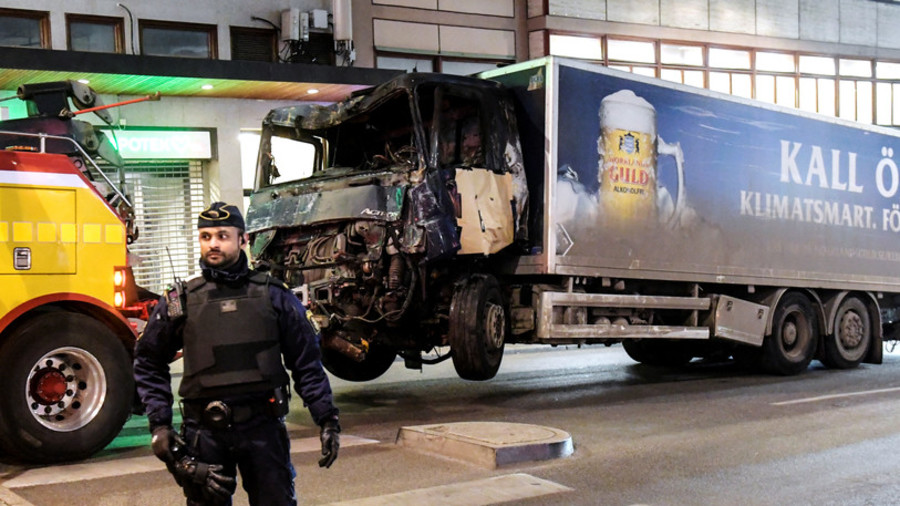 Muenster vehicle ramming occurs on Stockholm truck attack anniversary