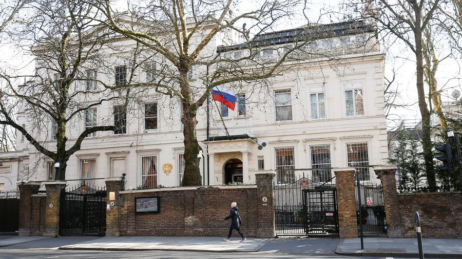 Russian Embassy in UK seeks meeting with Boris Johnson, says it's 'high time' to talk Skripal case