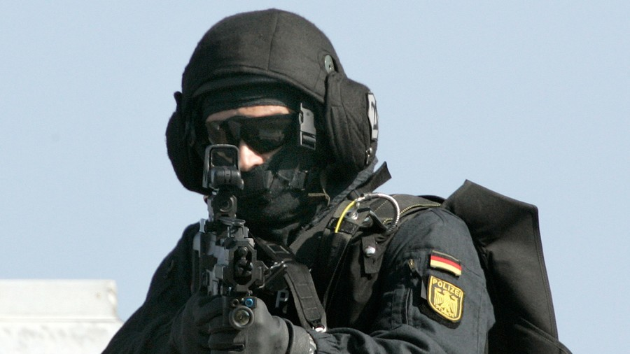 Far Reich: Terrorist cell aiming to bring back German Empire raided by cops