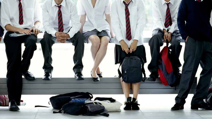 Exclusive £36,000-a-year boarding school allows boys to wear skirts amid gender confusion