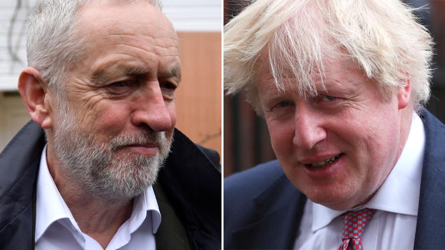 Corbyn calls on Boris Johnson to come clean about Skripal attack, Novichok & Russia