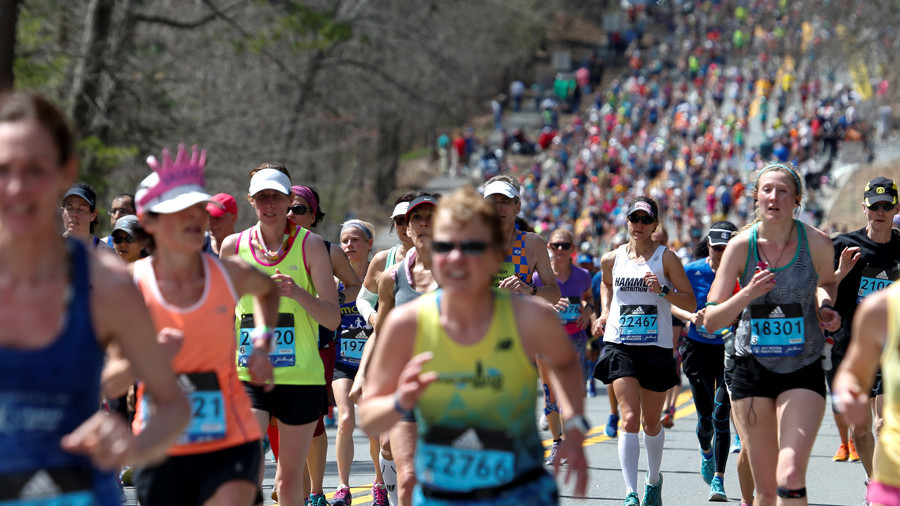 Transgender women to run Boston Marathon for first time