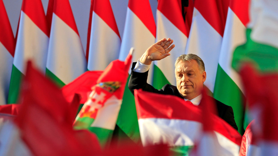 Orban's win speaks to growing tide of anti-EU feeling