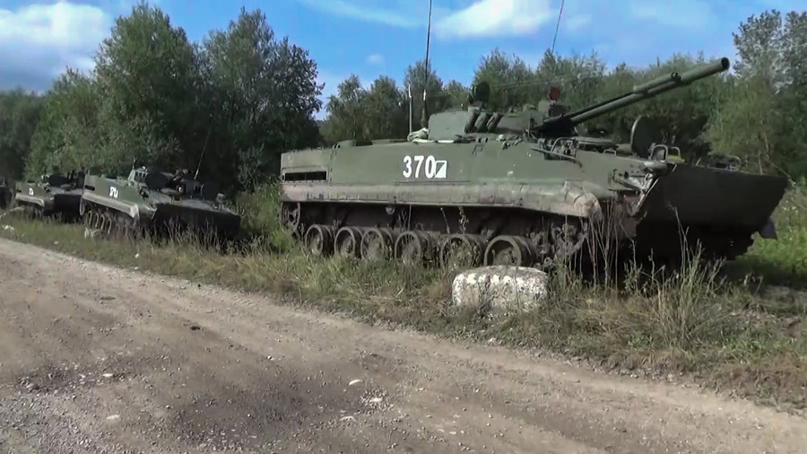 Debunked: How VoA journalist pushed fake news story on 'Russian tanks crossing into Ukraine'
