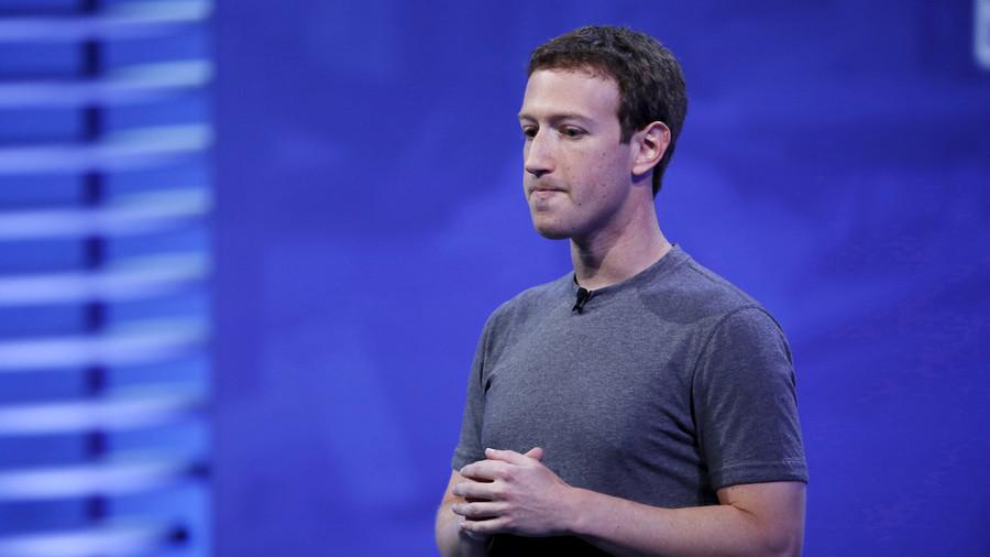 'Facebook didn't do enough': Zuckerberg admits he's at fault over Cambridge Analytica