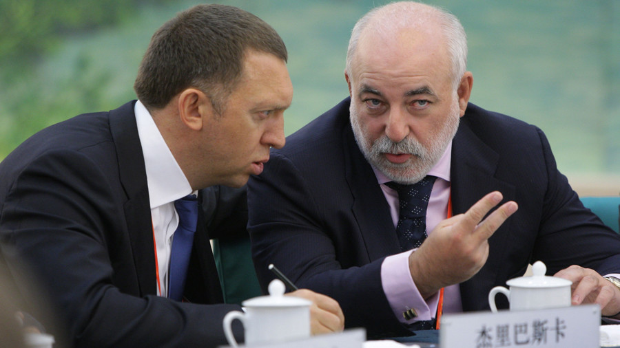 Russia's richest lose $16bn in 'Black Monday' stock market bloodbath