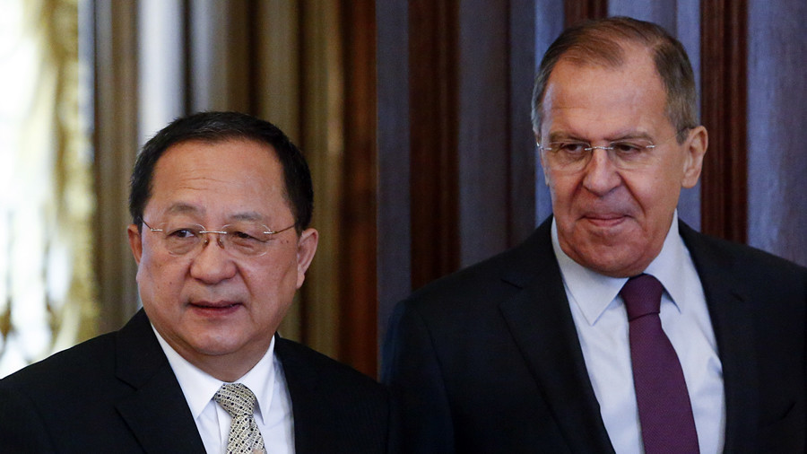 Russian FM Lavrov has accepted invitation to visit Pyongyang