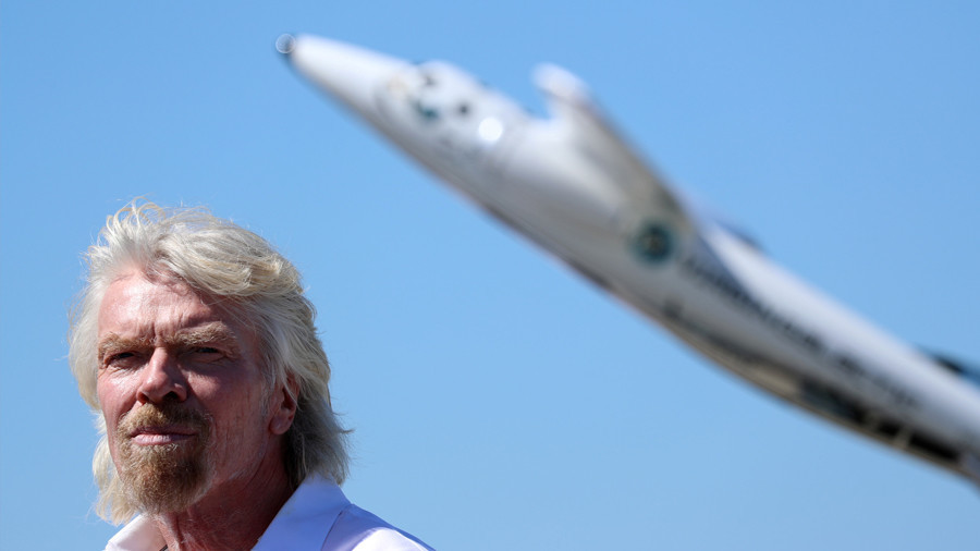 Saudi Arabia to invest in Branson's Virgin as part of plan to reshape kingdom�s economy