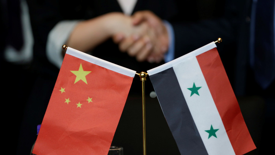 'Crucial crossroads': Beijing warns against military intervention in Syria