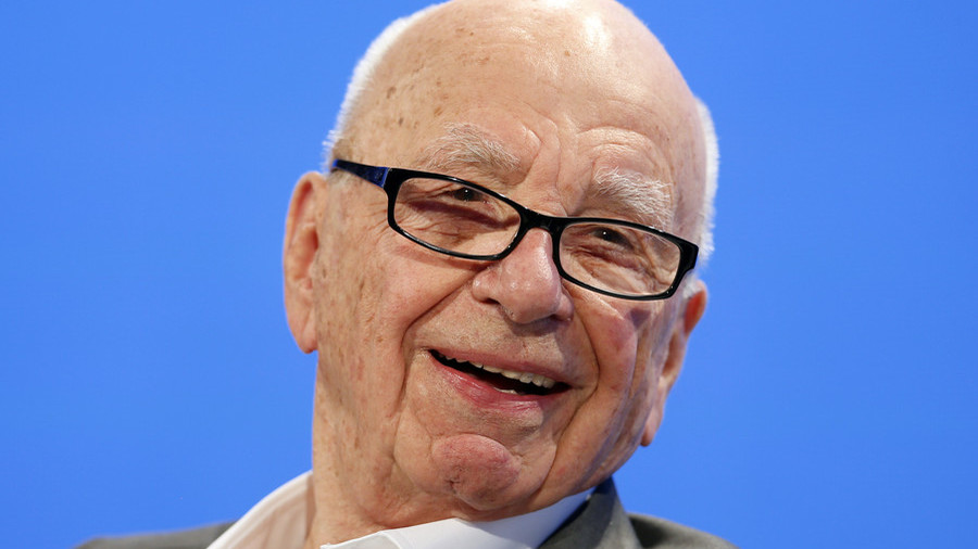 Rupert Murdoch's 21st Century Fox London offices raided in European Union probe