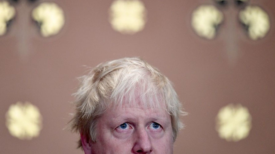 Boris wants UK back in Middle East… RT looks at the mess British foreign policy created before