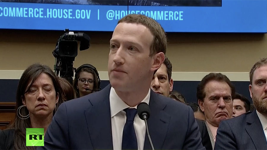 Zuckerberg faces Congress for 2nd day of hearing (FULL VIDEO)