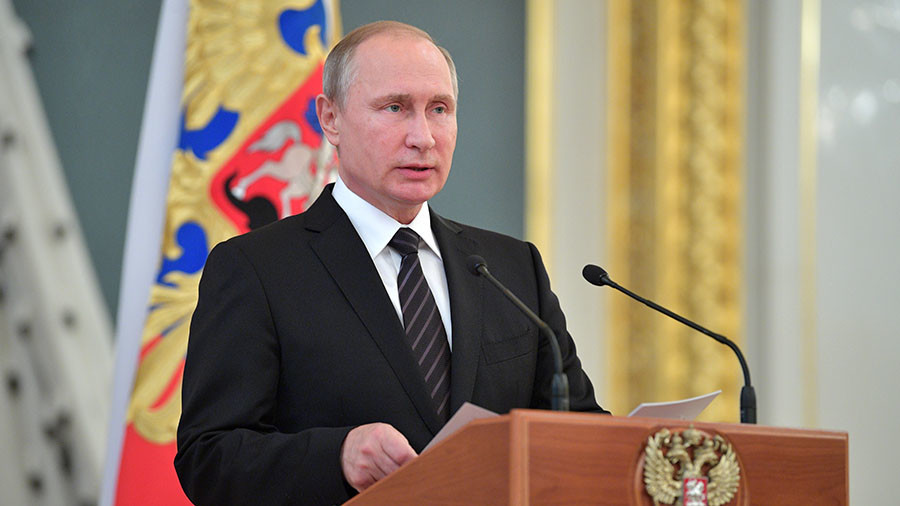 Putin: The world is getting more chaotic, but we hope that common sense will prevail