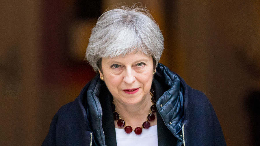May ready to bypass Parliament & approve UK military intervention in Syria – BBC