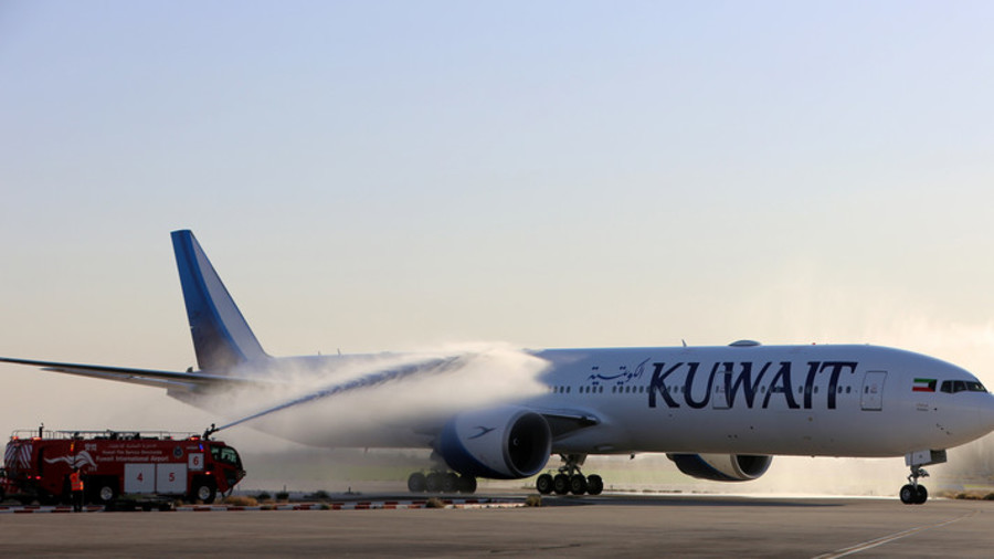 Kuwait Cancels Flights To Beirut As of 12 April Over Security Reasons