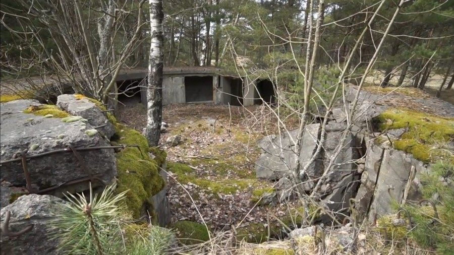 Would you buy an original Nazi war bunker? (VIDEO)