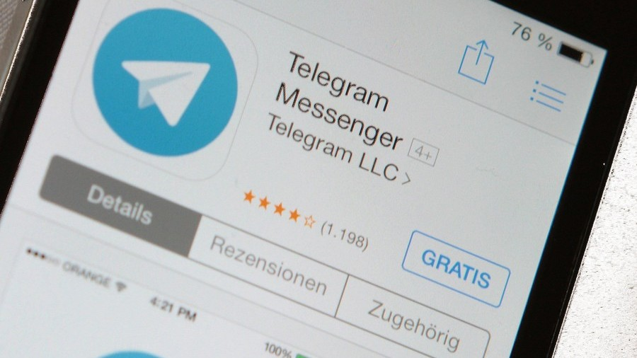 Russia's FSB called as third party in Telegram blocking trial