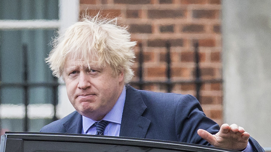 Johnson blames Russia again for Skripal attack, despite independent report providing no new evidence