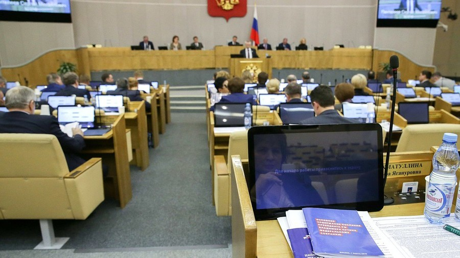 Duma gives nod to bill on multimillion-ruble fake news fines