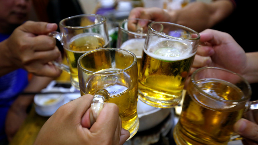 Put down that beer! Alcohol consumption guidelines may shorten your life, study says