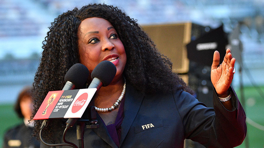 'It's a strong signal' - Fatma Samoura on being FIFA's first female Secretary General