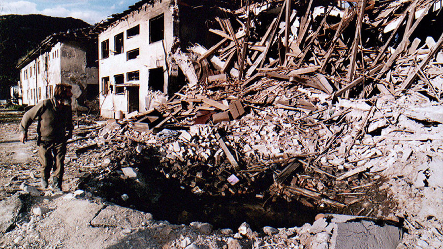 Western strikes on Syria 'painful reminder' of NATO's Yugoslavia bombing – Serbian president