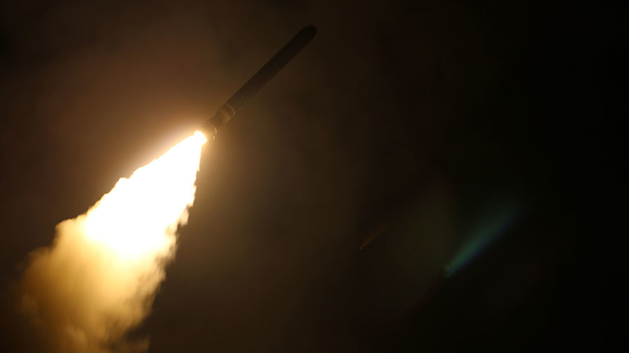 US-led Syria strikes: West trashes international law in favor of 'might is right'