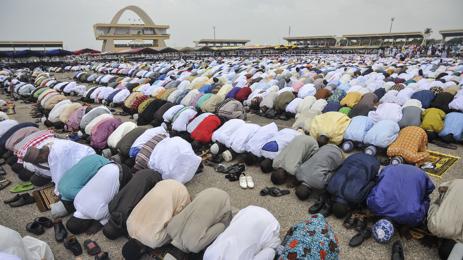 Ghana to order mosques, churches to hush up, issue call to prayer via WhatsApp instead