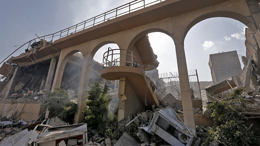 Syria strikes: Evidence and democracy are such nuisances when there are missiles to launch