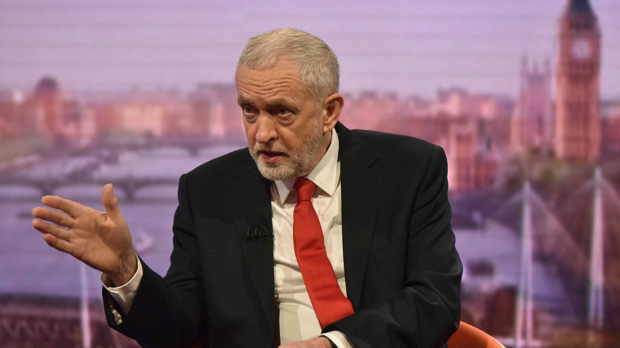 'The PM is accountable to this parliament, not to the whims of the US president' – Corbyn (VIDEO)